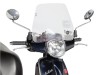 Windschild Puig Trafic transparent / klar für Kymco Like 50, 125, 200i (09-14)