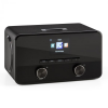 Connect 100 Internetradio Mediaplayer Bluetooth WLAN USB AUX Line Out