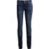 John Doe Betty High Damen Jeanshose blau Größe 25/34