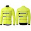 Trikot Shimano Thermal Team Jersey Gelb L
